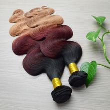 Factory Price 7a Grade 100% Deep Wave Raw 100 Human Remy Hair Weft For American African