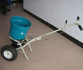 High qulity cheap price fertilizer lawn speader and garden grass seed spreader