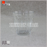 Factroy Made Ice Cream Glass Whiskey Glass Cups/Milk Tea Cup / Whiskey Glass Cup