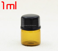 1ml 2ml 3ml 5ml Perfume Tester Vials, 1ml Essential Oil Tube Bottles, Medical reagent Glass Vial