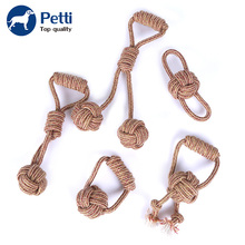 2017 Pet Toy Gift Rope Christmas Interactive Dog Toy Set with Five Pack