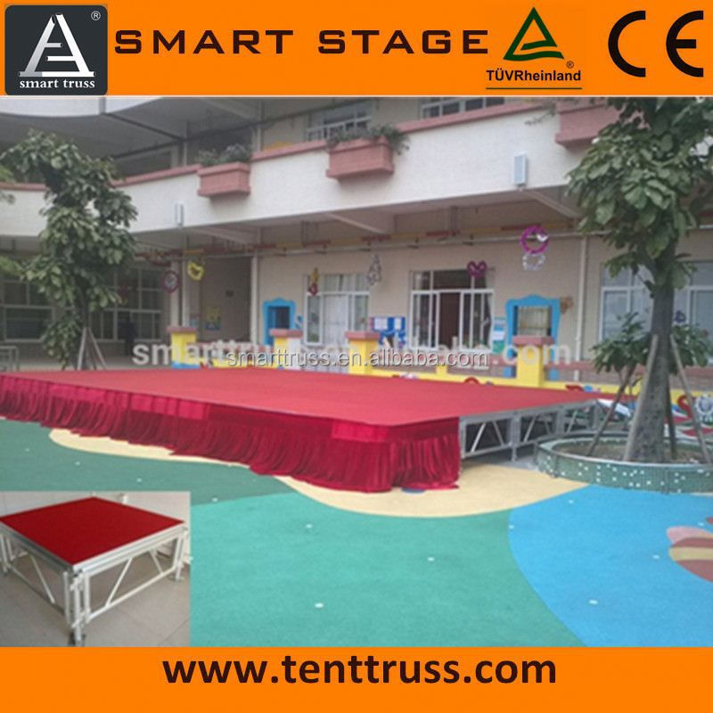 Portable Motorized Velvet Used Stage Curtains For Sale