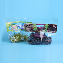 Food grade custom fruit and vegetable packaging material plastic bag