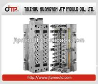 2013 4 cavities commodity injection plastic pet preform mould