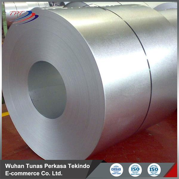 Galvanized Aluminized Cold Rolled Steel Coils For Building Material