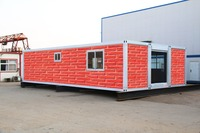 mobile fireproof cottages small cheap container house made in China