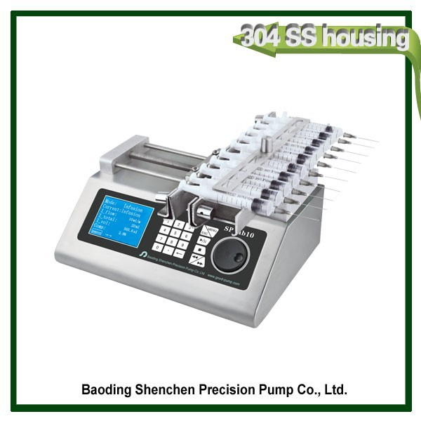 Laboratory Syringe Pump with Multichannel Price