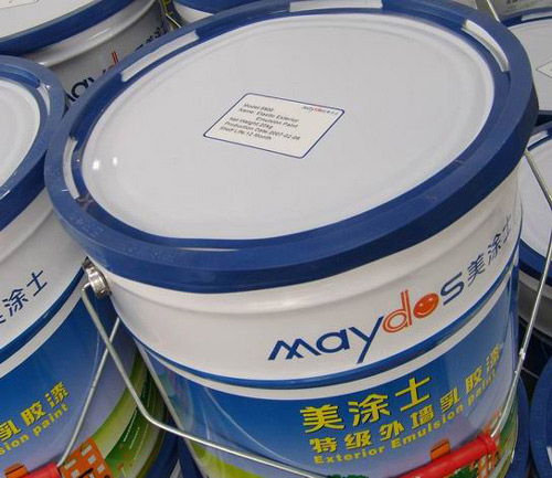 Oil Base Acrylic Exterior Paint for All Weather
