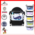 Baby Diaper Bag baby Care Organizer Mother Maternity Bags Nappy Changing Stroller Bag(ES-H037)