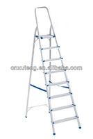 warehouse mobile ladders,lightweight folding Step Ladder,platform step ladder