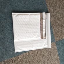 Poly Film laminated with barrier bubble,White Poly Bubble Material Custom Bubble Mailers Padded Envelopes