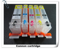 ARC chip Refill ink cartridge Canon PGI 250/CLI 251 for printer canon Pixma IP7220/MG5420/MX721/MX922/MG6320