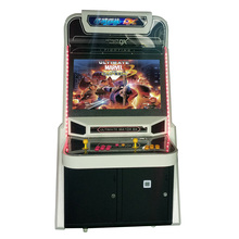 "32"" HD LCD luxury metal cabinet fighting games /arcade game cabinet / fighting Video Games"