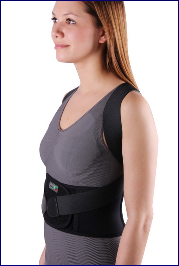 Posture correction back shoulder support belt, posture brace