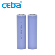 Free Sample 2600mAh 3.7V 18650 Cell Rechargeable Li Ion Battery