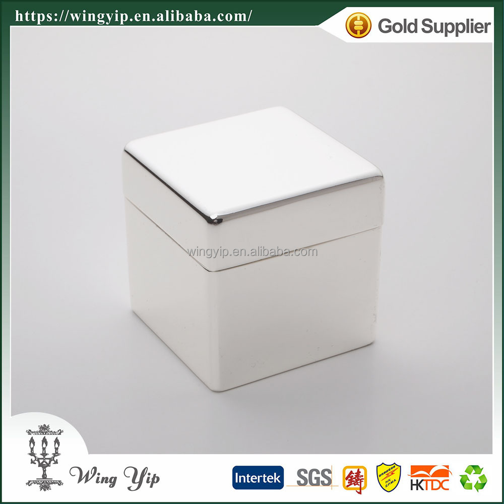 Wholesales Custom made Free sample Souvenir for Lady Plain Metal Ring Holder