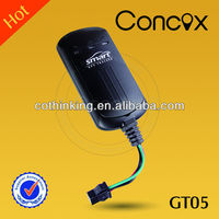 China Concox GSM GPS mini gps tracker for motorcycle GT05