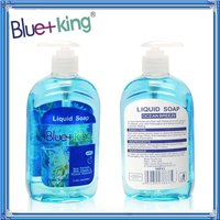 520ML Ocean Breeze Liquid Handwashing Soap and Sanitizer