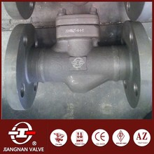 level vertical ball check valve F316 duo