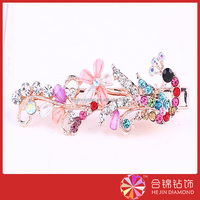 High quality point back crystal rhinestone with hot fixed and silver back for dress