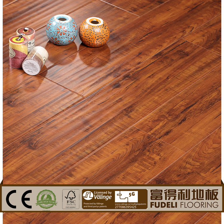 Best Selling super high gloss laminate flooring