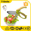 Soft Grip Vegetable Herb Scissors Salad Shears