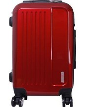20 24 28 inch polo trolley luggage/ suitcase with alumiunum frame