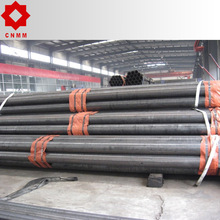 china factory 1 inch thin wall erw welded steel pipe/inside and outside welding be stripped