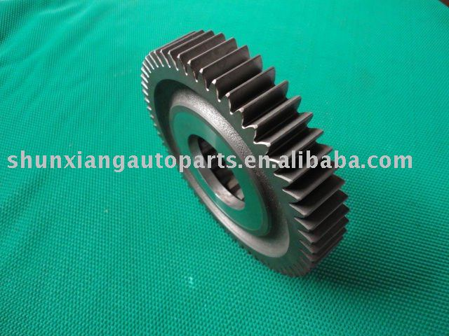 Gear motor 12JS200T-1701114 Gearbox parts for Truck