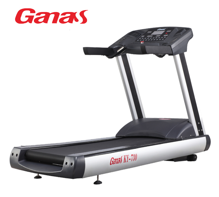 Ganas fitness club used walking machine electric treadmill gym equipment for sale