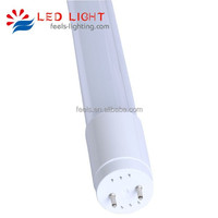 high quality smd 2835 600mm 330 degree t8 9.5w glass tube