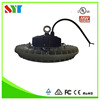 Waterproof ip65 150w led high bay light UFO shaped round led high bay 120lm/w dimmable led lights