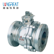 DN15-DN250 ANSI ASTM API API6D DIN BS standard float ball valve for water oil gas and corrosion