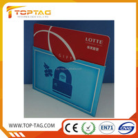 Multi Color Custom Printing RFID Protection