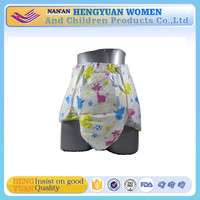 Disposable abdl style adult baby diapers imported from China