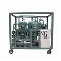 High Voltage Insulation Oil Regernation Machine for Ultra-high Voltage Oil Treatment Equipment