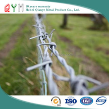 Best prices newest barbed stainless steel wire mesh