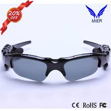ME270 2016 low price bluetooth mp3 sunglasses for smartphone