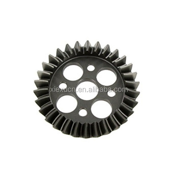 Racing differential Crown Gear , Helical Gear Vehicle Parts