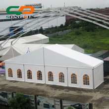 20x50m 1000 people large luxury conference tent with linings and curtains