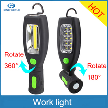China top ten selling Plastic led stand portable led work light