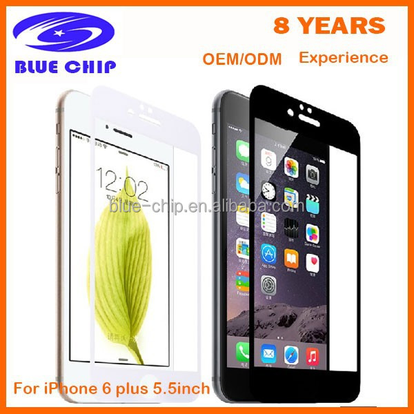 Tempered glass for iPhone 6 / 6S,high quality screen protector for tempered glass iPhone 6