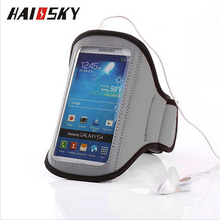 Universal Running Sport Phone Pouch Cover For iPhone 4 4S 5 5S SE 6 6S 4.7'' Arm Band Cases For Samsung Galaxy S3 S4 mini Case