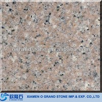 G681 Pink Granite China Shrimp Pink Granite G681