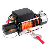 4X4 Electric Winches 13000lb 12V or 24V Available