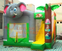 Elephant jumping castle,Inflatable bouncy castle for sale