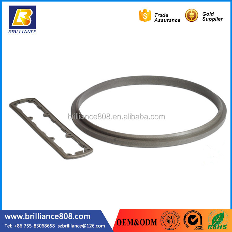 U Groove Shape Conductive Adhesive Strip Seal EMI Shielding Gasket with great shielding effectiveness