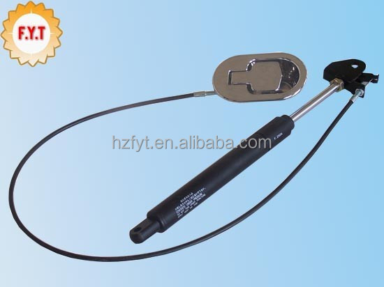 Steady and easily operate compression locking gas spring for medical bed or furniture(ISO9001:2008)