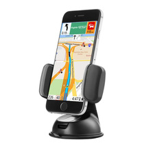 Universal Dashboard Windshield Car Mount Cell Phone Holder, 360 Degree Rotation Mobile Phone Car Holder Phone Mount Stand