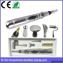 pain relief therapy body massage pen electro acupuncture device